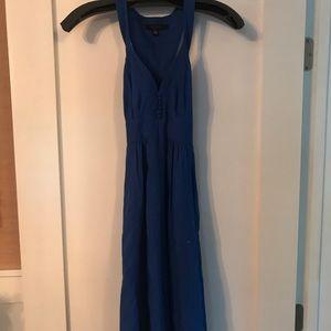 Ted Baker Royal Blue TBack Summer Dress